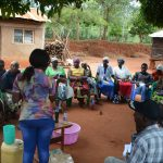 The Water Project: Ivumbu Community -  Soapmaking