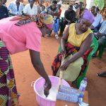 The Water Project: Ivumbu Community -  Soapmaking
