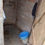 The Water Project: Kaketi Community -  Bathing Shelter