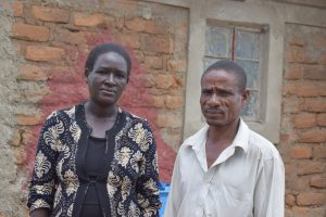 The Water Project:  Benson Muia And His Wife