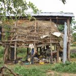 The Water Project: Kaketi Community -  Chicken Coop