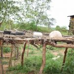 The Water Project: Kaketi Community -  Dish Rack