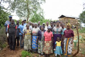 The Water Project:  Kalawa People Living With Hiv Shg Members