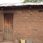 The Water Project: Kaketi Community -  Kitchen Building