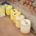 The Water Project: Kaketi Community -  Water Storage