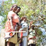The Water Project: Kathamba Ngii Community A -  Complete Well