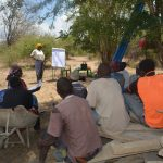 The Water Project: Kathamba Ngii Community A -  Training