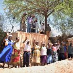 Kithoni Community Well Complete