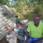 The Water Project: Kithoni Community A -  Patrick Mutie