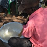 The Water Project: Kithoni Community A -  Soapmaking