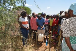 The Water Project:  Tippy Tap Making