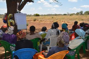 The Water Project:  Training Day One