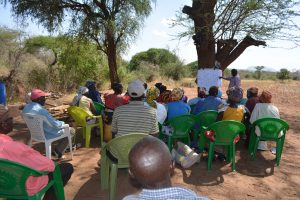 The Water Project:  Training Day Two