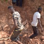 The Water Project: Kithoni Community A -  Well Construction Phase One