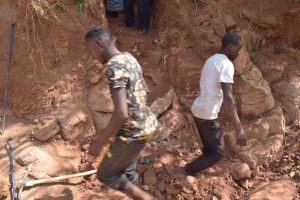 The Water Project:  Well Construction Phase One