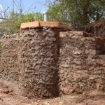 The Water Project: Kithoni Community A -  Well Construction Phase Two