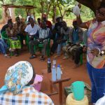 The Water Project: Ivumbu Community A -  Soapmaking