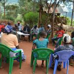 The Water Project: Ivumbu Community A -  Training