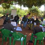 The Water Project: Ivumbu Community A -  Training Day Three