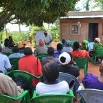 The Water Project: Ivumbu Community A -  Training Day Two