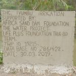 The Water Project: Ivumbu Community A -  Well Dedication