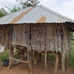 The Water Project: Kaketi Community A -  Chicken Coop