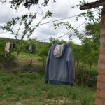 The Water Project: Kaketi Community A -  Clothesline
