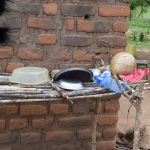 The Water Project: Kaketi Community A -  Dish Rack