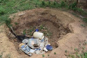 The Water Project:  Garbage Pit