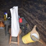 The Water Project: Kaketi Community A -  Kitchen
