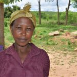 The Water Project: Kaketi Community A -  Lenah Wanza