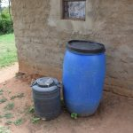 The Water Project: Kaketi Community A -  Water Storage Containers