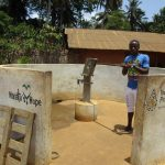 See the Impact of Clean Water - Giving Update: Kigbal Community