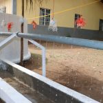 The Water Project: Mummy Ann's Pre-Primary School -  Handwashing Station