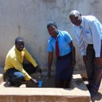 The Water Project: Esibeye Secondary School -  Erick Rumona Omulo