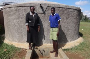 The Water Project:  Hellen And Milton