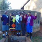 The Water Project: Imbale Secondary School -  Happy Days