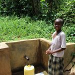 The Water Project: Itukhula Community, Lipala Spring -  Smiles For Flowing Water