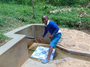 The Water Project:  Lewi Anjawa
