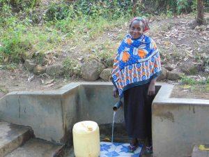 The Water Project:  Jackline Akola