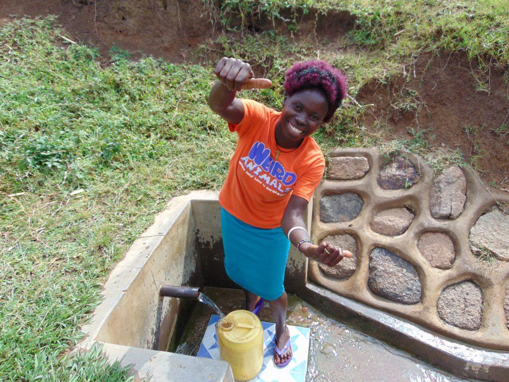 The Water Project : 1-kenya18114-violet-seth