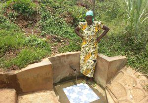 The Water Project:  Esther Luvale