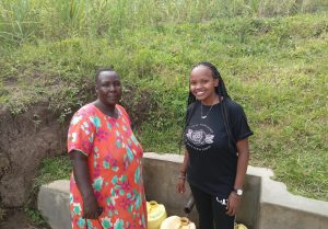 The Water Project:  Jacklyne Shamaka And Georgina