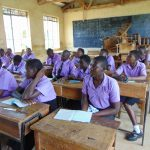 The Water Project: Namanja Secondary School -  Listening Students