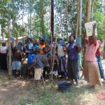 The Water Project: Musango Community, Emufutu Spring -  Group Picture