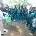 The Water Project: Ebutenje Primary School -  Handwashing Training