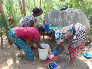 The Water Project:  Talking About Washing Dishes