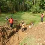The Water Project: Wajumba Community, Wajumba Spring -  Excavation