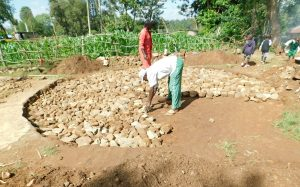 The Water Project:  Packing The Tank Foundation