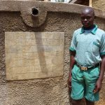 The Water Project: Madivini Primary School -  Student David Mulira